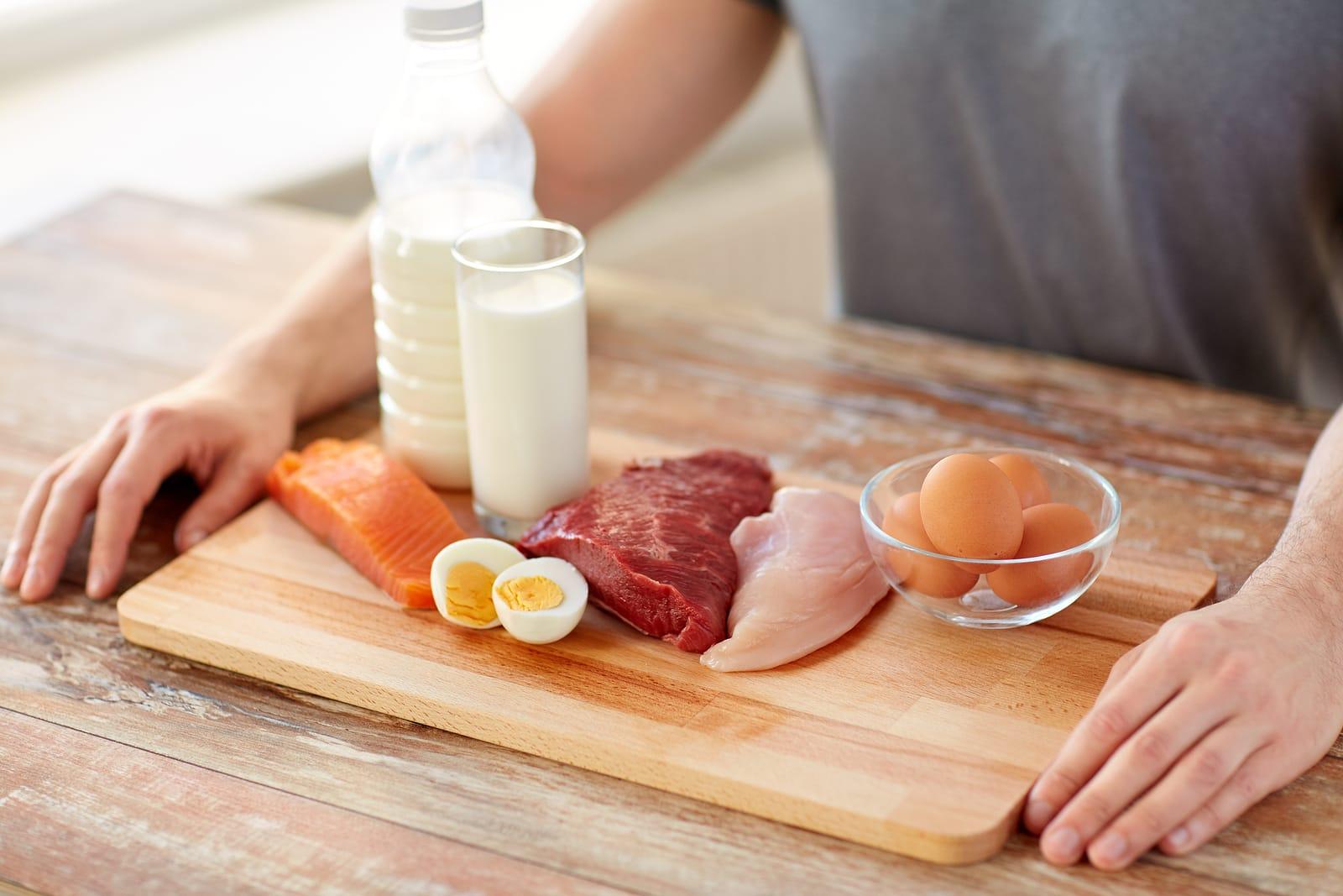 proteiini dieetti