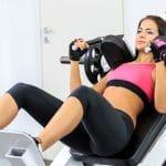 Kuntosalitreenillä huikeita vaikutuksia lihakseen